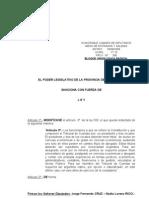 396-BUCR-08. modifica ley 500 licenciado en administracion vocalia
