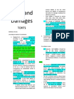 Torts and Damages IKE LAW