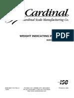 Manual Cardinal 220