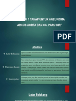 Laporan Kasus Aneurisma Arcus Aorta (1)