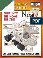 Atlas Survival Shelters Catalog