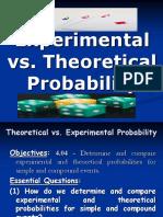06_Theoretical vs. Experimental Probability