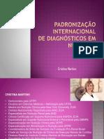 Aula Diagnostico de Nutrição Instituto Cristina Martins Apresentação