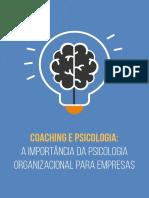 eBook Coaching e Psicologia a Importancia Da Psicologia Organizacional Para Empresas