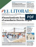 El Litoral Mañana 04-04-2019