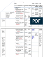 Curriculum Map HEALTH