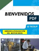Análisis y Evaluación de Motores Diesel - Sistema de Lubricación Tema6