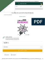 El Libro de Los Tests Psicotécnicos _ Susana Paz Enriquez _ Comprar Libro 9788466231398
