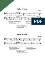 Canzoni Facili Flauto Voce