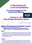 AUSD October 21, 2010 School Closure Presentation