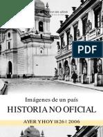 Historia no oficial LIMA 1826-2006-EL PERUANO