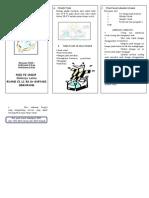 leaflet penatalaksanaan demam pada Anak