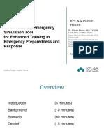 Manajemen Respon Emergency pada Code Green