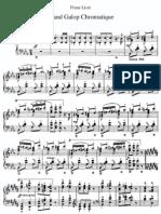 Franz Liszt - Grand Galop Chromatique