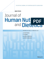 human nutrition issues