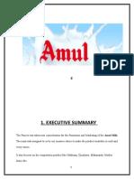 Amul Project Ashish