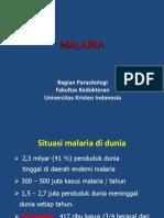 Malaria 2015