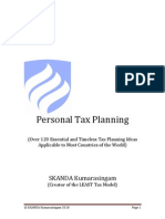 24669889 Personal Tax Planning Book