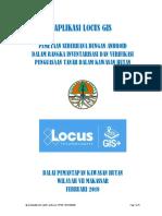 Manual Locus Gis
