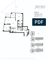 James Vancouver Floor Plans Courtesy of Mike Stewart Realtor