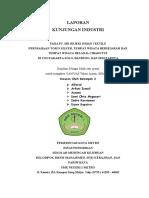 Cover Proposal Kunjungan Industri SMK N 1 Metro 2008