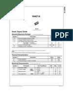 1N457A - Fairchild [Small Signal Diode]