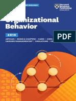 org behaviour