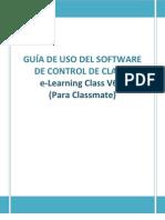 Guia de Uso E-Learning Class V6.0