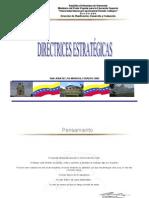 DIRECTRICES ESTRATÉGICAS