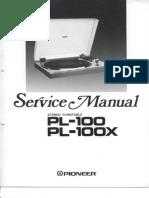Pioneer PL100PL100X Service.pdf