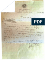 Kate Dreher letter