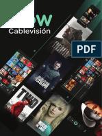 Dossier de Flow de Cablevisión