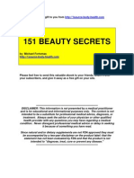 151 Beauty Secrets