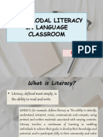 Paper Multimodal Literacy in Language Classroom