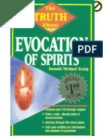 Donald_Michael Kraig La Verdad Sobre La Evocacion Magika