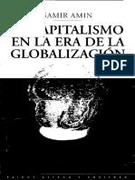 Samir Amin - El capitalismo en la era de la globalización.pdf