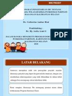 mini project imunisasi