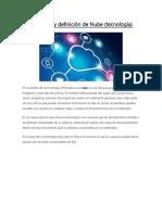 Concepto y definición de Nube (tecnología).docx