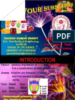 Flavour Substances by P. Gaurav