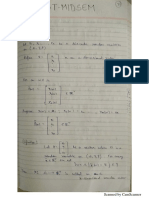 Prob Stats Post Midsem Notes