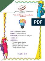 Enfoque y Modelo de Gestion Educativo