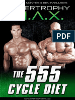 MAX 555CycleDiet