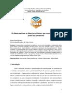 PONTES, Felipe. Os Fatos Sociais e Os Fatos Jornalísticos_ Por Uma Economia Da Práxis Do Jornalismo