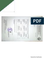Scan Surat Pengantar