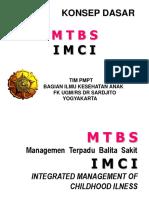 Konsep Dasar MTBS
