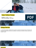 Pahalgam Tulyan Packages