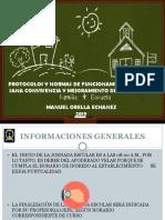 Protocolos y Normas de Funcionamiento Moe 2019