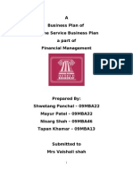 Shwetang Business Plan