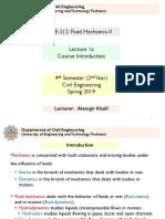 FM II Introduction Lect 1a