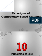 10 Principles of CBT